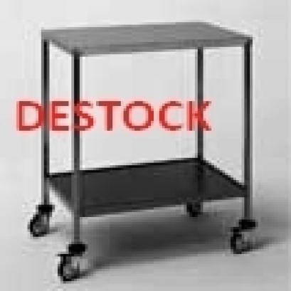 Table à instruments DESTOCKAGE